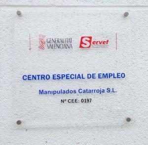 Certificación Manipulados Catarroja