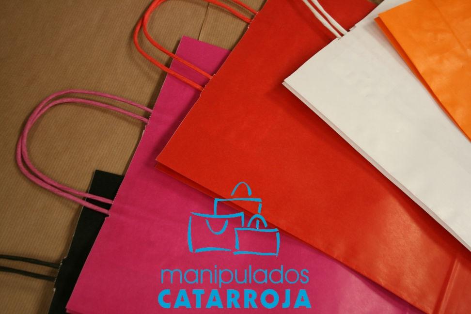 Bolsas de papel manipulados catarroja